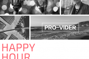 "Our First ""Happy Hour Professional Mix"" on May 17."